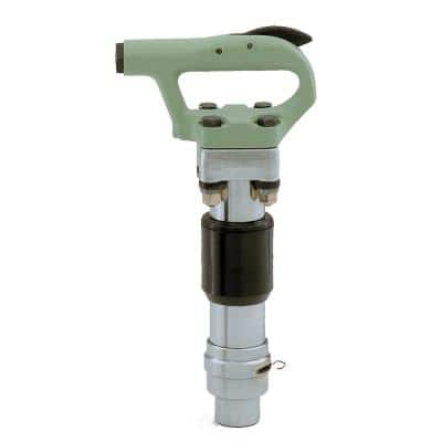 MCH-3 Air Powered Round Chuck Chipping Hammer with Oval Collar Retainer