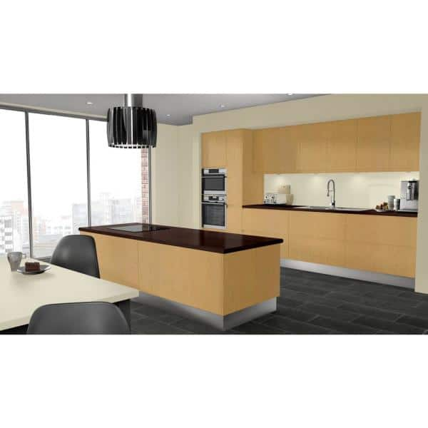 Wilsonart 5 Ft X 12 Ft Laminate Sheet In Re Cover Empire Mahogany With Premium Textured Gloss Finish 7122k773560144 The Home Depot