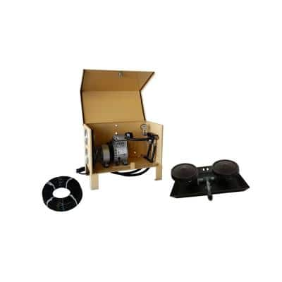 Pro 2 Electric Aeration Unit with Accessories