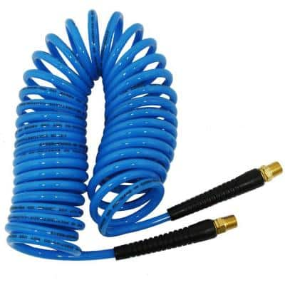 1/4 in. x 25 ft. Polyurethane Recoil Hose