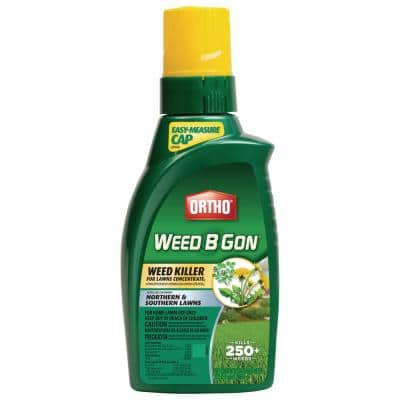 Weed B Gon 32 oz. Weed Killer for Lawns Concentrate2