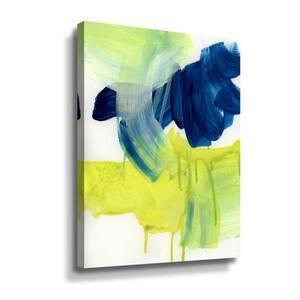'Alla Prima 3' by Iris Lehnhardt Canvas Wall Art