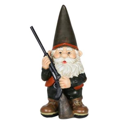 Hunting Harry Gnome