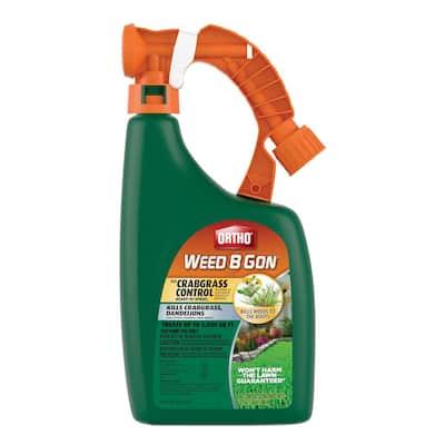 Weed B Gon 32 oz. Plus Crabgrass Control Ready-To-Spray2
