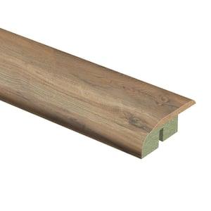 Linton Auburn Oak 1/2 in. T x 1-3/4 in. Wide x 72 in. Length Laminate Multi-Purpose Reducer Molding