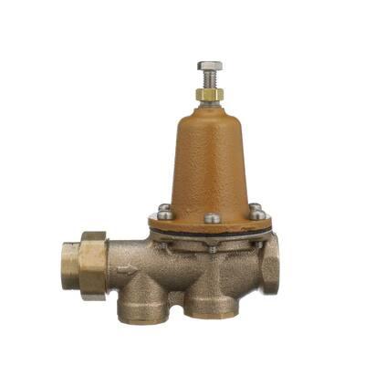 3/4 in. NPT Female Union x NPT Female Lead Free Water Pressure Reducing Valve