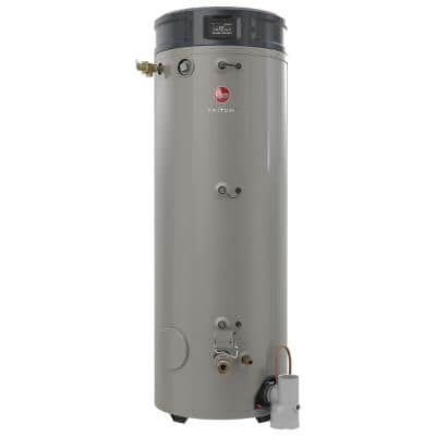 Commercial Triton Premium Heavy-Duty High Eff 100 Gal. 400K BTU ULN Natural Gas ASME Power Direct Vent Tank Water Heater