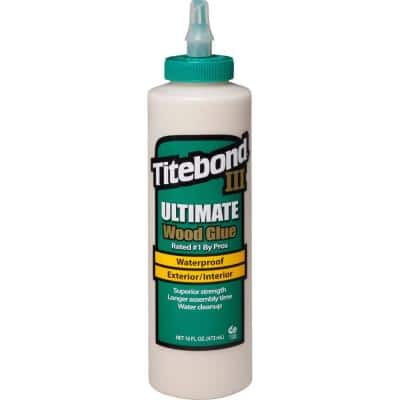 III 16 oz. Ultimate Wood Glue