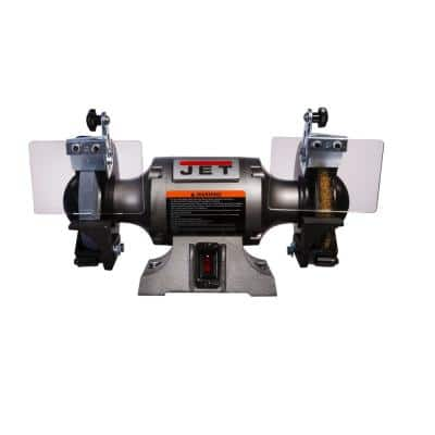JBG-6W 6 in. Bench Grinder with Wire Wheel