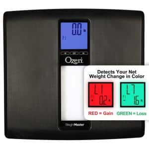 WeightMaster II 440 lbs. Digital Bath Scale with BMI and Weight Change Detection