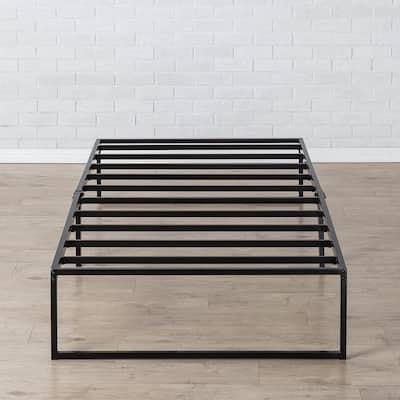 Lorelei 12 in. Platforma Bed Frame, Twin