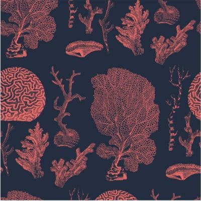 The Reef Fabric Peelable Wallpaper (Covers 36 sq. ft.)