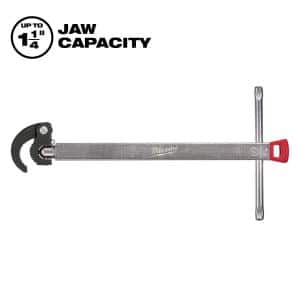 1.25 in. Basin Wrench