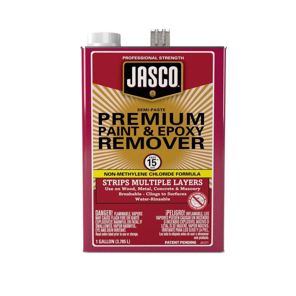 Jasco 1 qt. Semi-Paste Premium Paint and Epoxy Remover