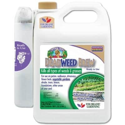 Deadweed Brew RTU Gal Battery Powered Sprayer