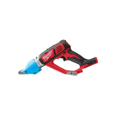 M18 18-Volt 16-Gauge Lithium-Ion Cordless Double Cut Metal Shear (Tool-Only)