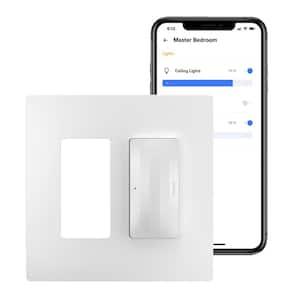 Radiant with Netatmo Surface Mount Smart Gateway Hub, White