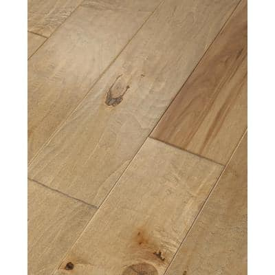 Canaveral 6-3/8 in. W Maize Engineered Maple Hardwood Flooring (30.48 sq. ft./case)