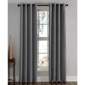 Ticking Stripes BlackBlueCharcoalTan Sand Grey Two 96L Custom Curtain Panels With Pinch  Pleats