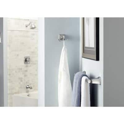 Kingsley 18 in. Towel Bar in Chrome