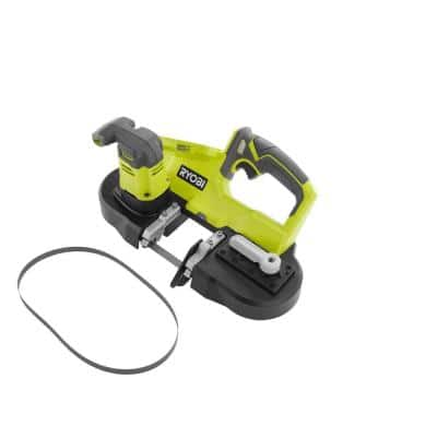 ONE+ 18V Cordless 2-1/2 in. Compact Band Saw (Tool Only)
