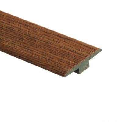 Eagle Peak Hickory 7/16 in. Thick x 1-3/4 in. Wide x 72 in. Length Laminate T-Molding
