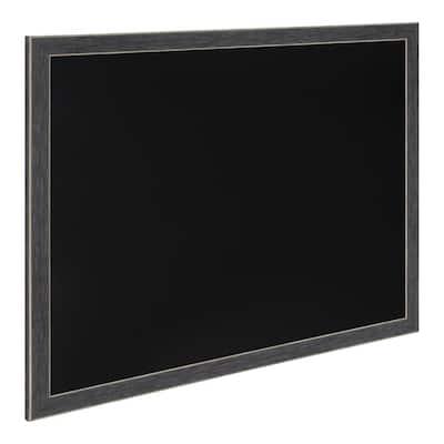 Wyeth Gray Chalkboard Memo Board