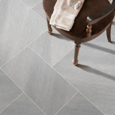 Fossil Snow Pattern 24 in. x 24 in. Matte Floor Porcelain Paver Tile (7 Kits/56 sq. ft./Pallet)