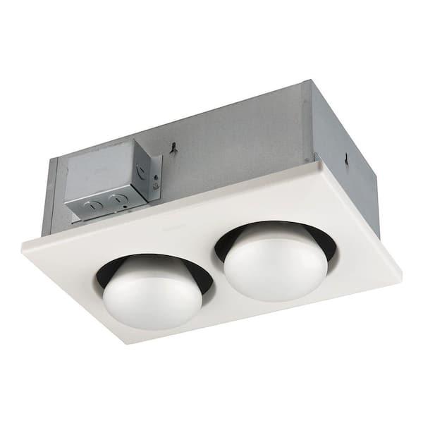 Bulb Ceiling Infrared Heater, Bathroom Ceiling Heater And Light Uk