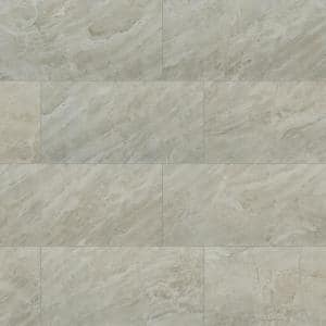 Msi Cancun Beige 12 In X 24 In Matte Ceramic Floor And Wall Tile 16 Sq Ft Case Nhdcanbei1224 The Home Depot