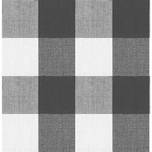 Charcoal Vinyl Peel & Stick Washable Wallpaper Roll (Covers 30.75 Sq. Ft.)