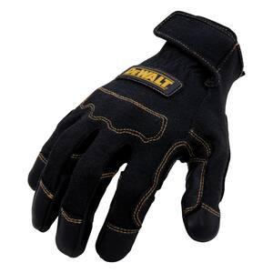 Large Short Cuff Metal Fabricator's Gloves