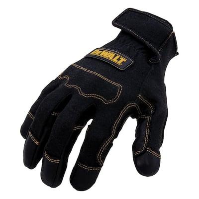 Small Short Cuff Metal Fabricator's Gloves