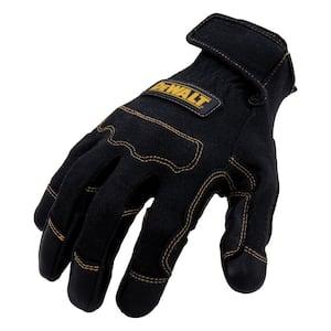 X-Large Short Cuff Metal Fabricator's Gloves