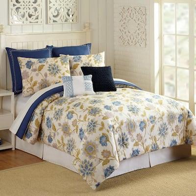 Monterey 7-Piece Multicolored Comforter Set