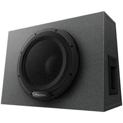 Sealed 12 in. 1300-Watt Active Subwoofer with Built-in Amp