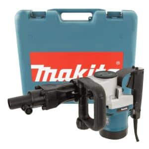 10 Amp 3/4 in. Hex Corded Demolition Hammer with AC/DC Switch and Hard Case