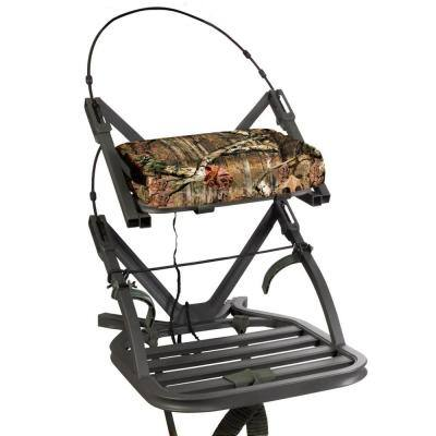 Openshot 81115 SD Self Climbing Treestand for Bow and Rifle Deer Hunting