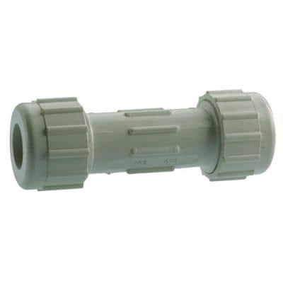 3/4 in. Galvanizied Compression Coupling Long Pattern
