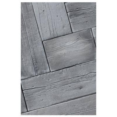 Barn Plank 23.375 in. x 9.75 in. x 2 in. Weathered Gray Concrete Paver (20-Piece/31.8 sq. ft./Pallet)