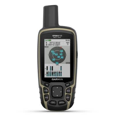 GPSMAP 65 Multi-Band/Multi-GNSS Handheld