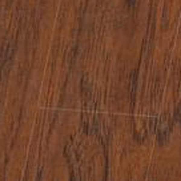 Trafficmaster Russet Hickory 7 Mm Thick, Trafficmaster Glueless Laminate Flooring Reviews