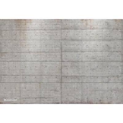 100 in. x 145 in. Concrete Blocks Wall Mural