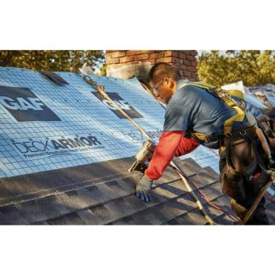 Deck-Armor 400 sq. ft. Premium Breathable Synthetic Roofing Underlayment Roll