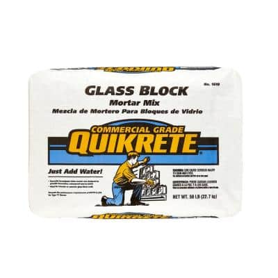 50 lb. Glass Block Mortar Mix