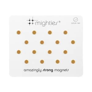 Mighties Magnets, Golden (16-Pack)