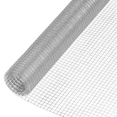1/2 in. x 3 ft. x 25 ft. 19-Gauge Galvanized Hardware Cloth