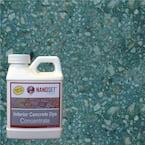 32-oz. Emerald Interior Concrete Dye Stain Concentrate