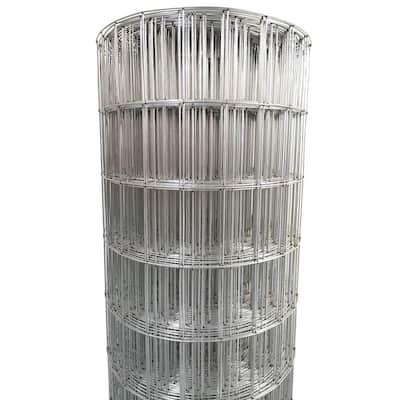 48 in. x 50 ft. 14-Gauge Galvanized Welded Wire