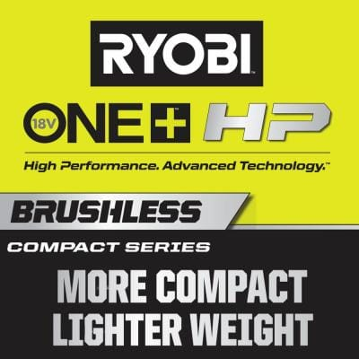 ONE+ HP 18V Brushless Cordless Compact 3/8 in. Right Angle Drill and Compact One-Handed Reciprocating Saw (Tools Only)